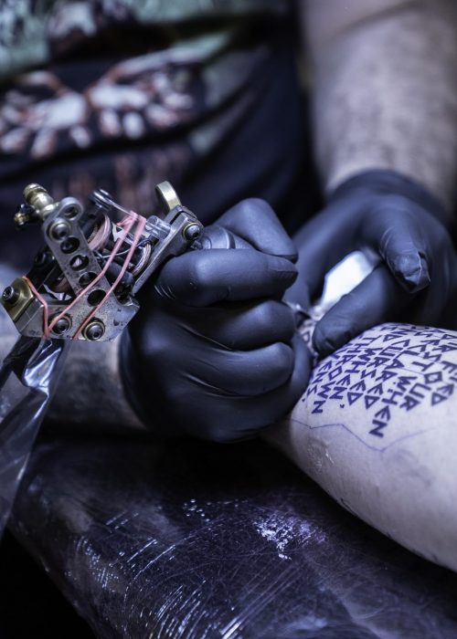 Tattoo Artists - Underground Tattoos Enfield
